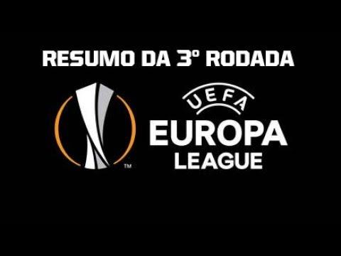 SÓ O FILÉ MIGNON!  Veja o resumo da 3° rodada no Show da Europa League!