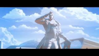 Overwatch Movie Trailer Civil War [HD]