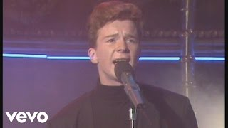 Rick Astley - Never Gonna Give You Up (The Roxy 1987)