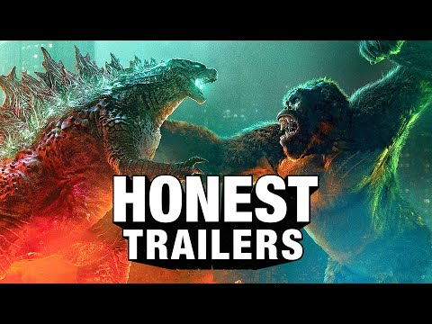 Download Honest Trailers | Godzilla vs. Kong HD Mp4 3GP Video and MP3