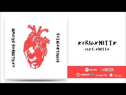 Carlinhos Brown e Anitta – Africanitta