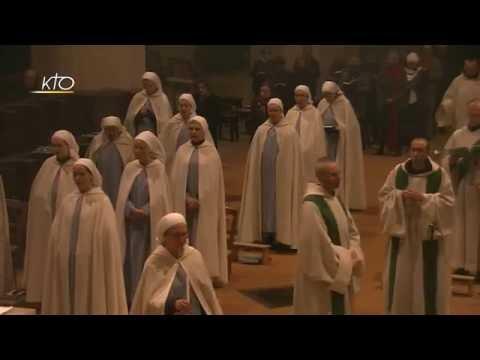 Vêpres et Eucharistie du 19 novembre 2016