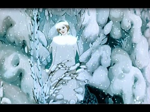 "Мультфильм ""Снегурочка"" (1952 г.) на основе оперы Римского-Корсакова"