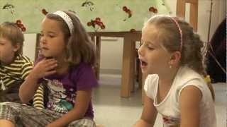 Výučba nemeckého jazyka v Materských školách 2012
