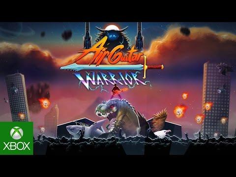Air Guitar Warrior - Official Trailer thumbnail