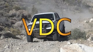 To VDC or not VDC, Nissan Frontier 4x4 Traction Control in 2wd