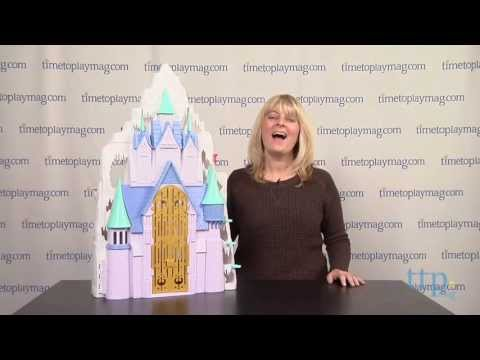 Disney Frozen Castle & Ice Palace Playset from Mattel
