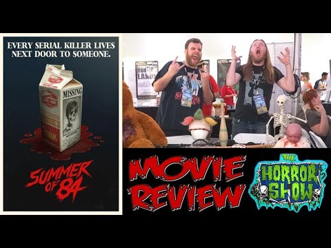 """Summer of '84"" 2018 Thriller Movie Review – IHSFF 2018 – The Horror Show"