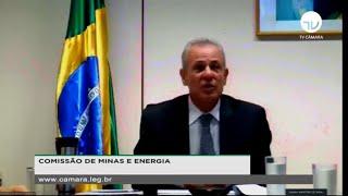 MINAS E ENERGIA - CRISE HÍDRICA - 23/06/2021 10:00