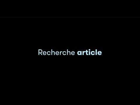 TUTO VIDEO MOLLATPRO - Rechercher un article