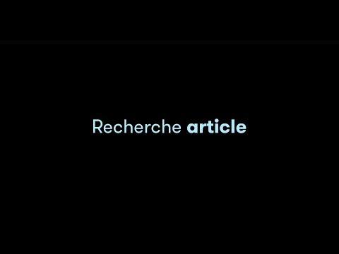TUTO VIDEO MOLLATPRO - Rechercher un article
