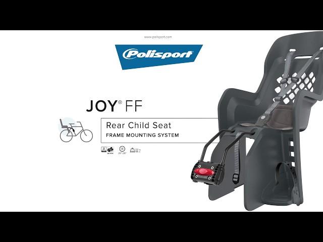 Видео Кресло Polisport Joy FF Brown/Dark Grey