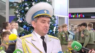 """У харківському аеропорту вшанували пам`ять """"кіборгів"""""""