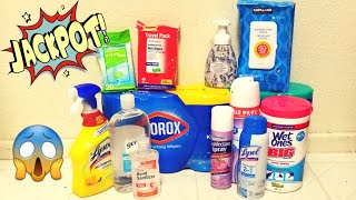 Where To Find Clorox/Lysol Wipes!!