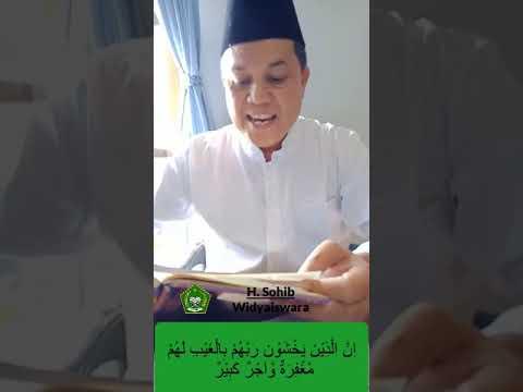 Murattal Pegawai BDK Bandung
