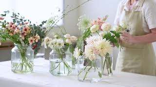 How To Create Your Own Floral Arrangement