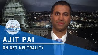 Net Neutrality: FCC Head Ajit Pai Talks to Larry About the Basics