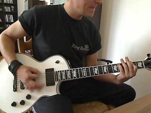 Manowar - Number 1 Guitar Cover
