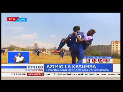 Kocha wa klabu ya Tusker FC George Ssimbe akaribia kupigwa kalamu kwa matokeo duni