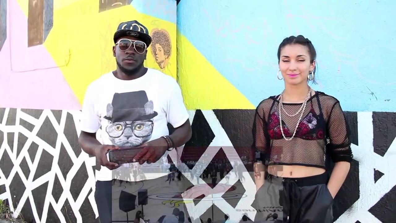 ▶ Nicki Minaj Trini Dem Girls Choreography by Maria Hernandez & Sean Green