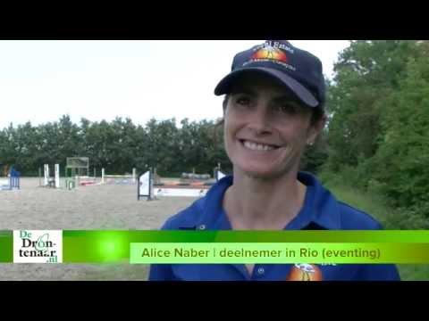 VIDEO | Alice Naber droomt al sinds Barcelona van Olympische Spelen
