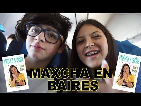 😍 MAXCHA EN ARGENTINA! 😱 | IGNACIA ANTONIA 👑