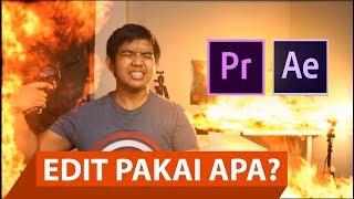 Perbedaan Adobe Premiere Pro dan Adobe After Effect Untuk Video Editing