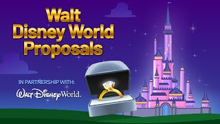 Incredible Walt Disney World Proposals