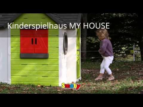 Kinderspielhaus MY HOUSE