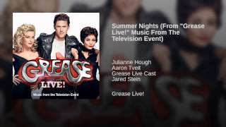 "Summer Nights (From ""Grease Live!"" Music From The Television Event)"