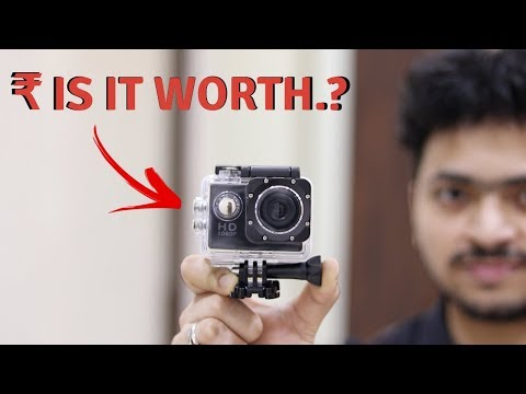 ₹799/- Action Camera | Is It Worth.? | Tech Unboxing 🔥