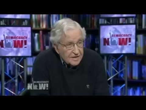 Pour Noam Chomsky, Jihadi John et les tueurs de Charlie Hebdo sont des immigrés opprimés.