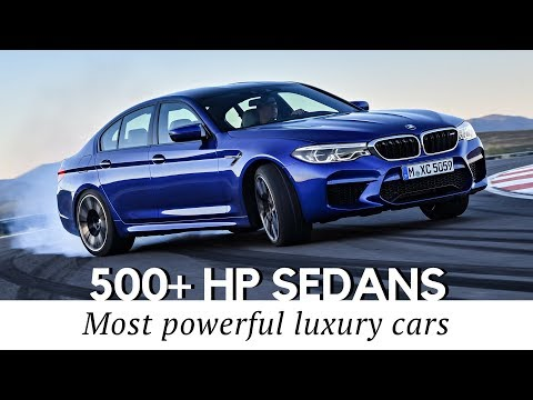 Top 10 Super Sedans That Can Smoke Your 500hp Sports Car
