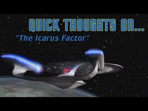 Quick Thoughts On... - The Icarus Factor
