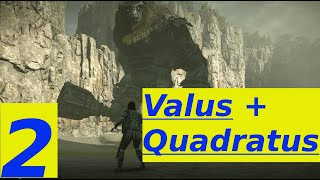 Shadow Of The Colossus Parte 2: FIRST TWO BOSSES !!! (HD Ita, PS4, No Commentary)