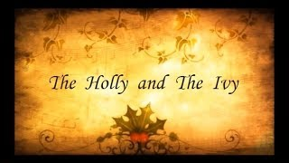 Loreena Mckennitt - The Holly and the Ivy ( With Lyrics)