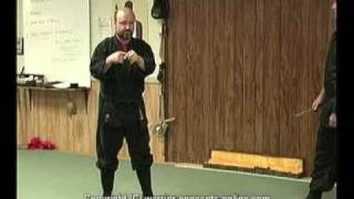 Authentic Ninjutsu Training - Koppojutsu Knife-Defense Training