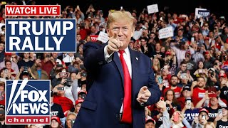 Live: Trump holds 'Keep America Great' rally in New Jersey