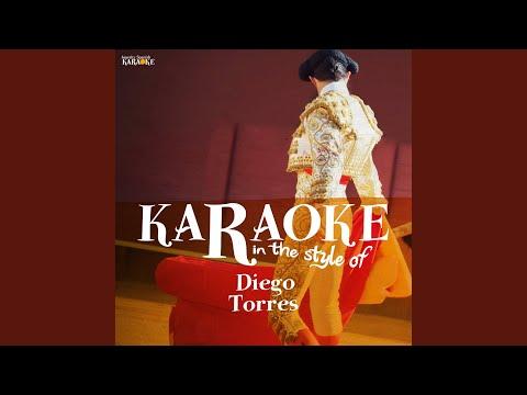 Dame Una Gotita De Tu Amor (Karaoke Version)