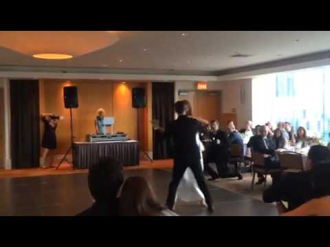 Wedding Dance Comb - Entrance / Foxtrot / 4 step Hustle