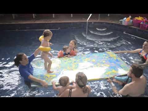 Red Fish Swim School