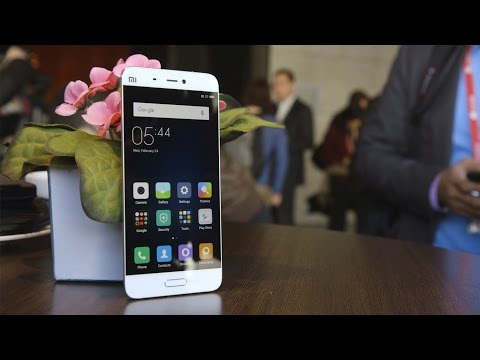 Xiaomi Mi 5 preview at MWC 2016