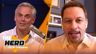 Clippers don't have an answer for Anthony Davis, talks Zion's future — Broussard | NBA | THE HERD