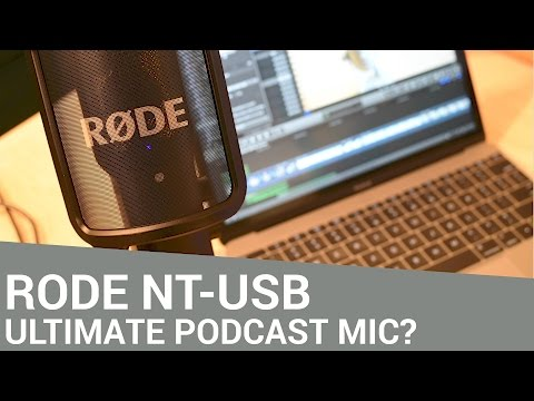 Is the Rode NT-USB the Best Voiceover Mic? Review & Blue Yeti Comparison