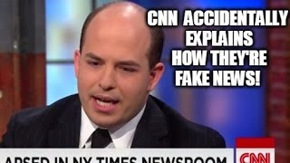 Watch CNN Accidentally Explain How They