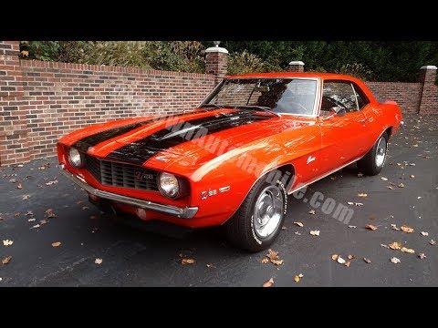 Video of '69 Camaro Z28 - MAGA