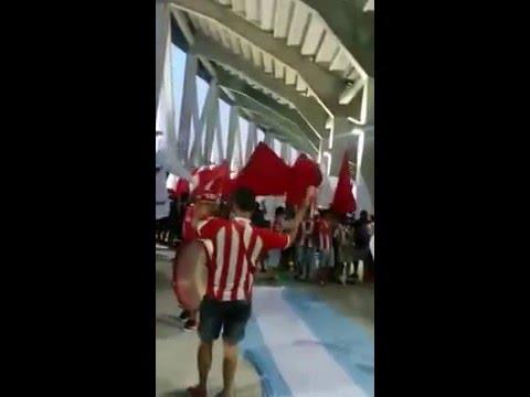 """""""Previa de los capangas"""" Barra: Los Capangas • Club: Instituto"""