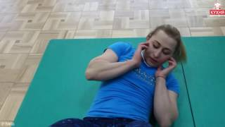 Yuliya Kalina Weightlifting Motivation