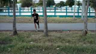preview picture of video 'Parkour Jame 2012 Official'