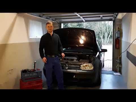 Info- und Erfahrungsbericht VW Golf 4 1.4 16V Drosselklappe reinigen Teil 2